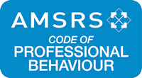 AMSRS market reseach professional behaviour