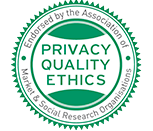 Privacy, quality & ethics - market reseach