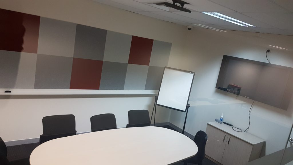 Back Focus Group Room